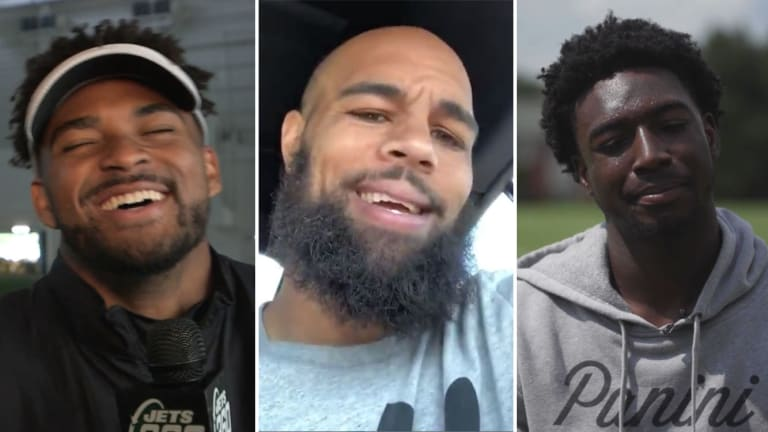 Tuesday's Hot Clicks: The Best NFL Player Reactions to Their 'Madden' Ratings