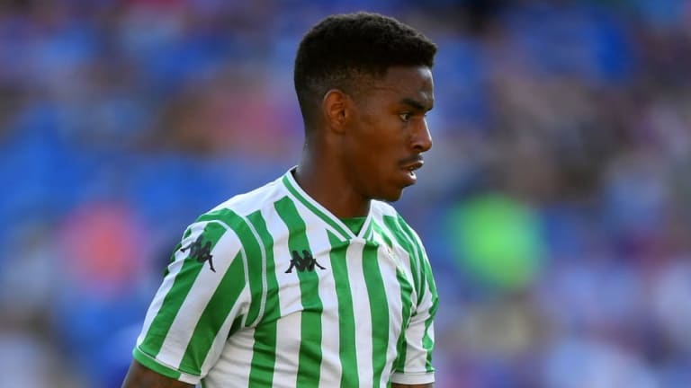 Barcelona to Pursue Junior Firpo Deal Following Departure of General Manager Pep Segura