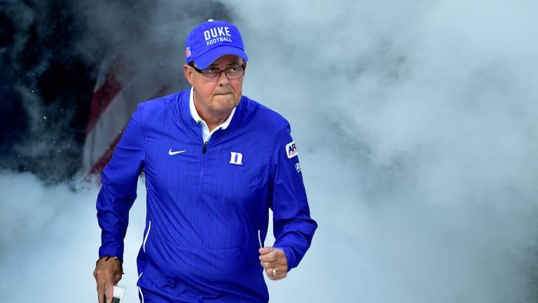 Duke Extends Coach David Cutcliffe Through 2022 Season