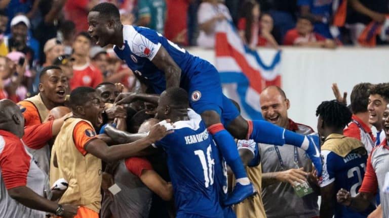La Copa Oro demuestra el crecimiento de los caribeños en CONCACAF