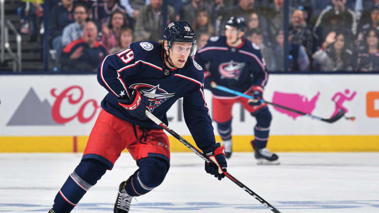 Ryan Dzingel Agrees to Two-Year, $6.75M Contract With Hurricanes