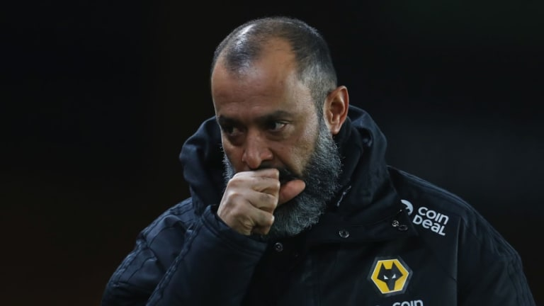 Nuno Espirito Santo Admits Wolves' Poor Form Against Lower Placed Teams Is Hard to Explain