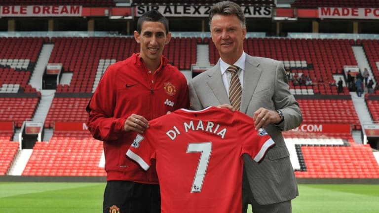Angel Di Maria Blames 'Complications' With Louis Van Gaal for His Poor Form With Man Utd