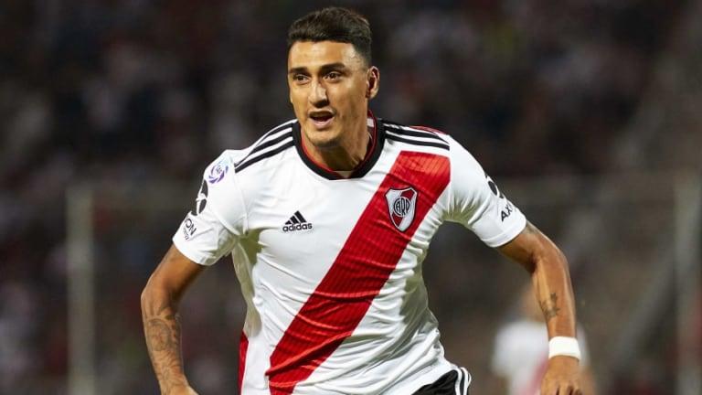 Matías Suárez explicó por qué no quiere dejar River