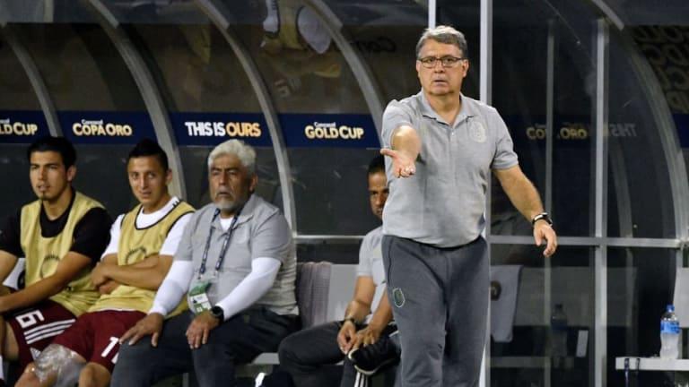 El mayor error del 'Tata' Martino en la Copa Oro fue la defensa