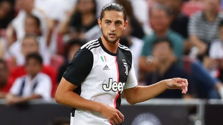 Adrien Rabiot: Why Juventus' Free Frenchman Is the Bargain Signing of the Summer