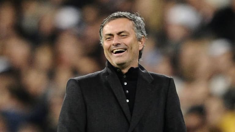 Jose Mourinho Hints He'd Like to Return to Real Madrid as Manager - Despite Trying to Rule it Out