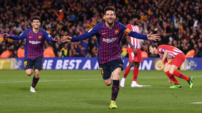 Barcelona 2-0 Atletico: Report, Ratings & Reaction as Barca Take Giant Step Towards La Liga Title