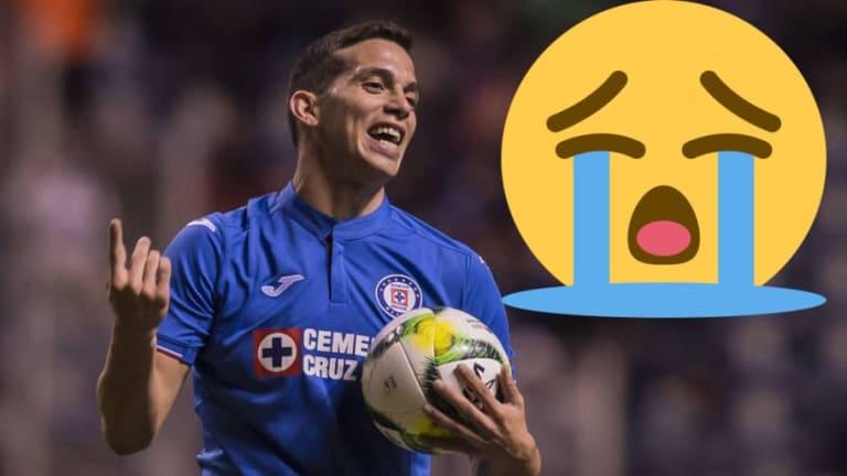 La foto de Marcone que llenará de tristeza a los fans de Cruz Azul