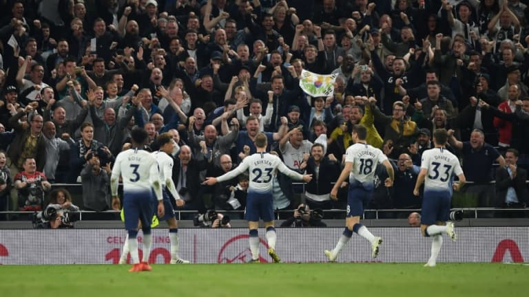 Tottenham's Incredible Shooting Stats From the Last-Gasp Win Over Brighton