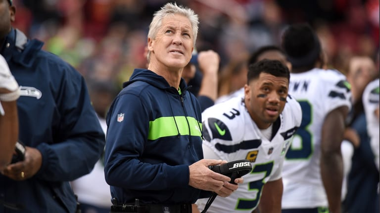 Would the Seahawks Trade Russell Wilson Instead of Signing Him?