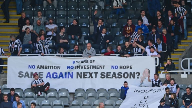 Newcastle Fan Groups Issue Joint Statement Against Owner Mike Ashley