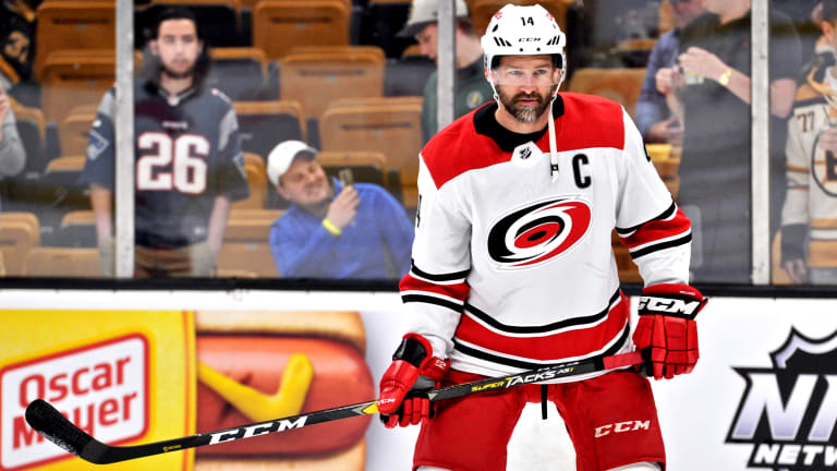Hurricanes Need to Fill Leadership Void After Justin Williams Steps Away