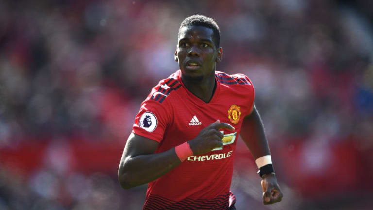 Paul Pogba Reveals Who He Supported & the Players He Idolised Growing Up