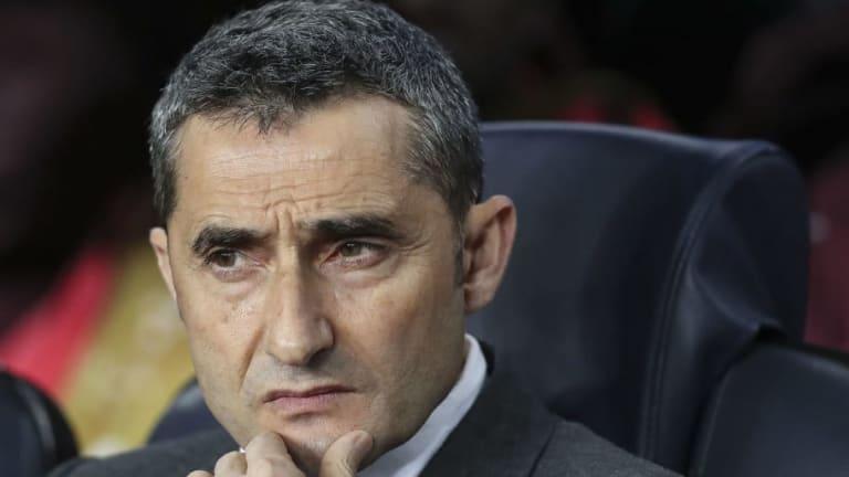 """La rueda de prensa de Ernesto Valverde: """"Ya sabía los riesgos que corríamos con Dembelé"""""""