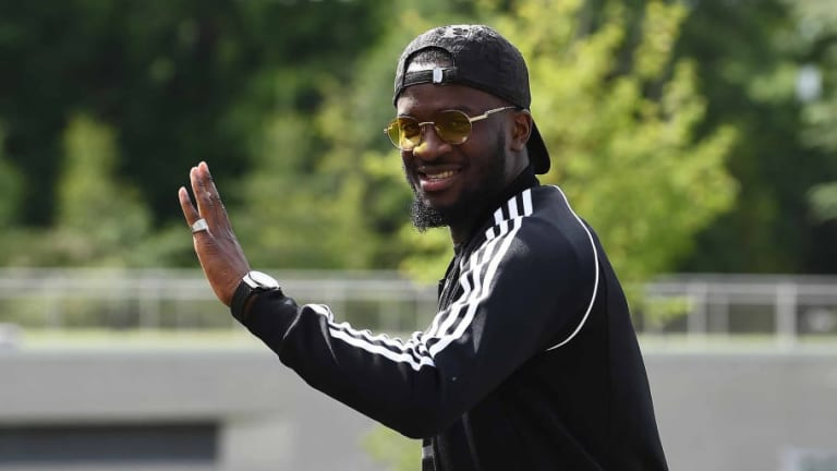 The Reasons Behind Man Utd's Decision Not to Pursue Tottenham-Bound Tanguy Ndombele