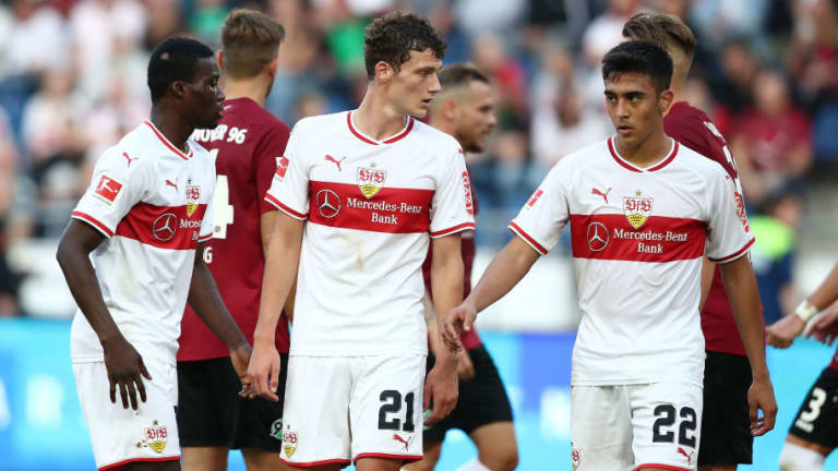 Stuttgart CEO Insists Bayern Have Yet to Table an Offer for Defender Benjamin Pavard