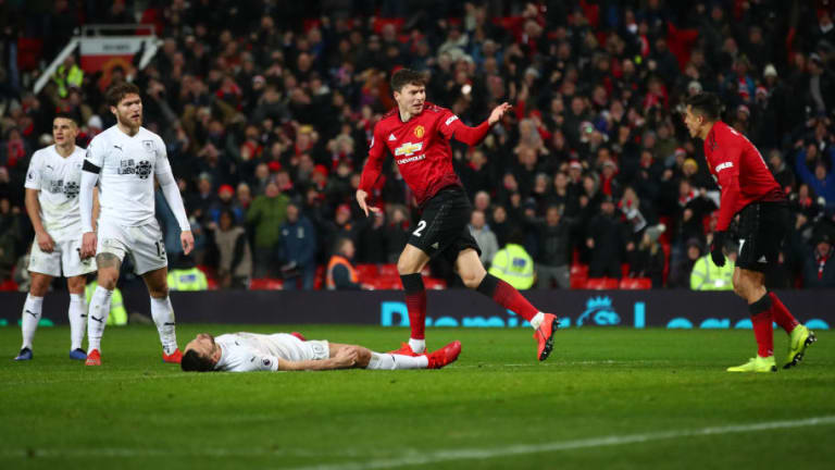 Man Utd 2-2 Burnley: Report, Ratings & Reaction as Red Devils Steal Late Point From Spirited Clarets