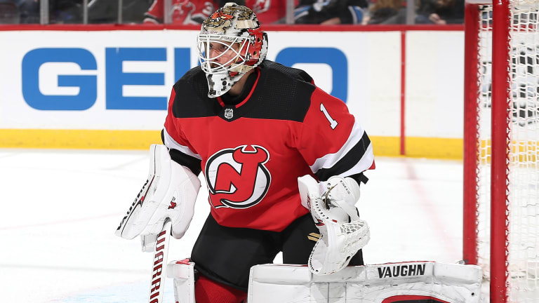 Devils Trade Goalie Keith Kinkaid to the Blue Jackets