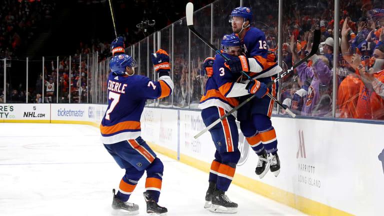 Josh Bailey Avoids Nightmares With Overtime Redemption in Islanders' Game 1 Win
