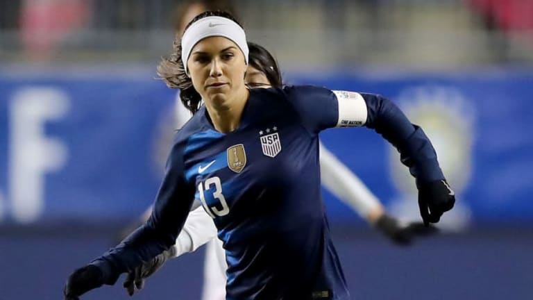 USA Pegged Back in Stoppage Time as Japan Fight to Secure 2-2 Draw in SheBelieves Cup