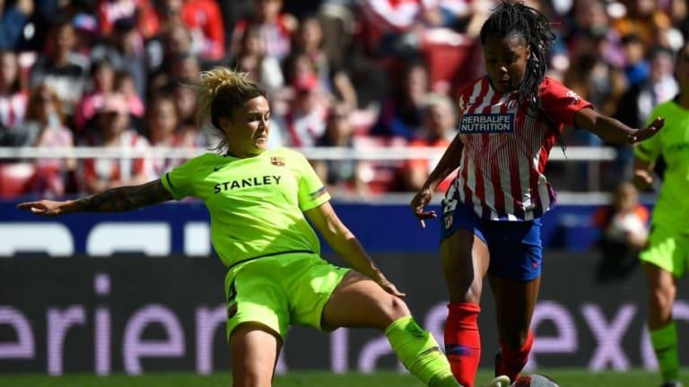 La popularidad del fútbol femenino aún está por llegar
