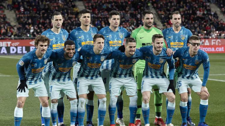 El posible XI del Atlético de Madrid para enfrentar al Levante