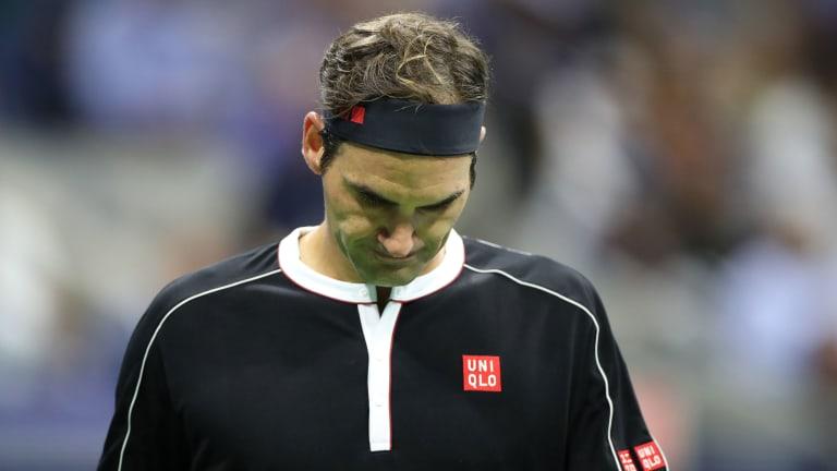 Grigor Dimitrov Plays Improbable Spoiler to Fedal in Epic Upset of Roger Federer