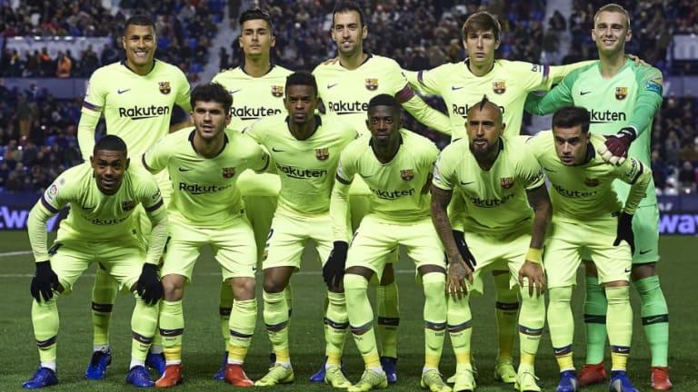 El Barcelona estaría en busca de un 9 de LaLiga