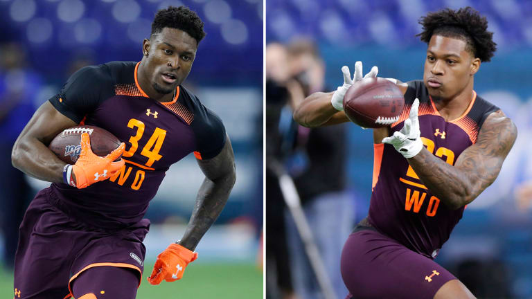 D.K. Metcalf, N'Keal Harry and an Overlooked Wide Receiver Class Emerges