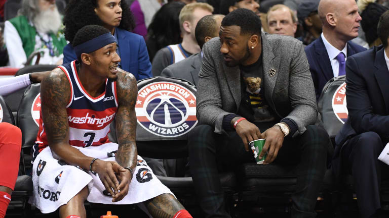 How Should the Wizards Approach Trading Bradley Beal? | Open Floor Podcast
