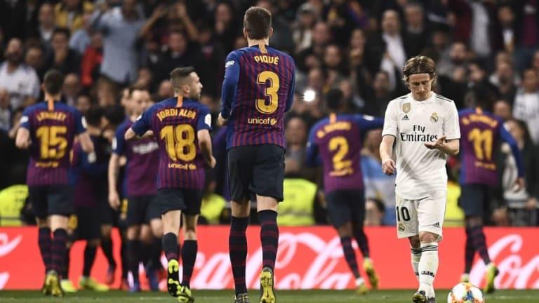 El Real Madrid lleva casi 50 años sin ganarle al Barcelona en Copa en el Bernabéu
