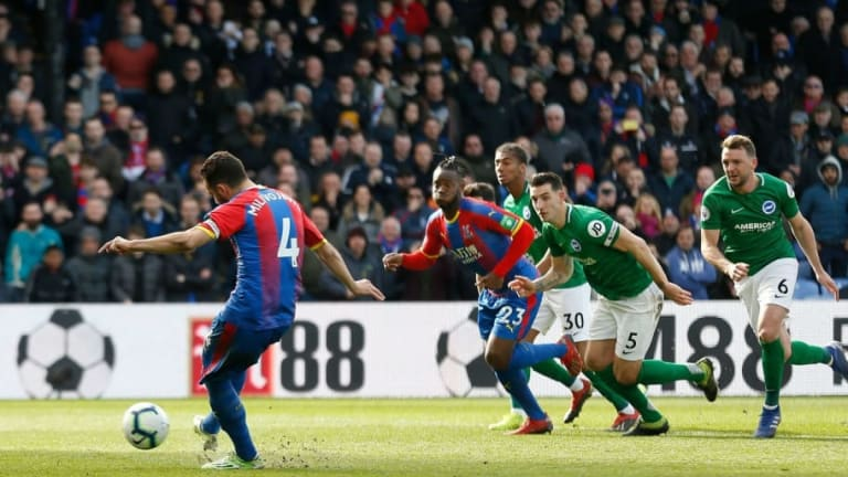 How Crystal Palace Have Made Winning Penalties One of Their Biggest Strengths