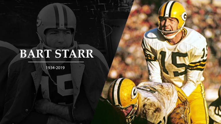 Bart Starr: The Self-Made QB Who Led Lombardi's Packers