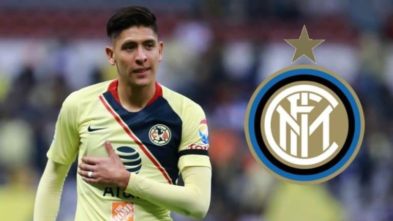 Prensa italiana asegura que Edson Álvarez jugará en el Inter de Milán