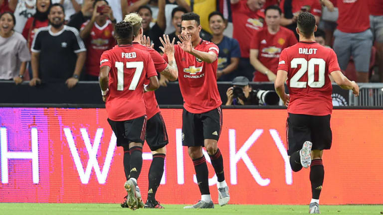 Manchester United 1-0 Inter: Report, Ratings & Reaction as Mason Greenwood Stars