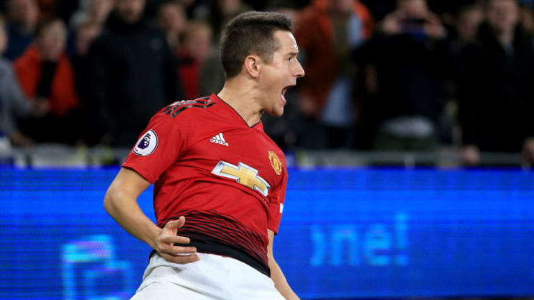 Ander Herrera Tipped to Sign New Man Utd Contract Amid Interest From Athletic Bilbao