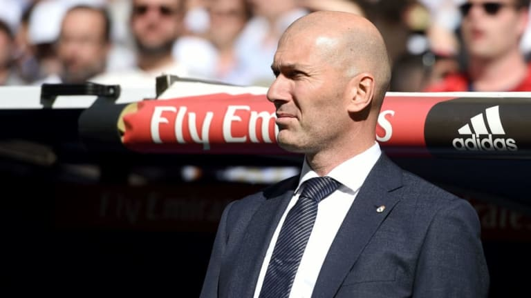 Zinedine Zidane Outlines His Plans for Real Madrid's Squad After Win Over Celta in Bernabeu Return