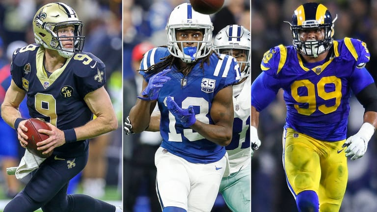 The NFL's All-Small Team