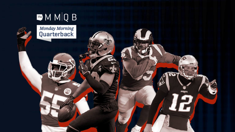 Defenses, the Ground Game and the Powerhouse Patriots: On to Championship Week