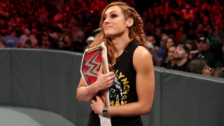 The Week in Wrestling: Becky Lynch Not Satisfied With Just One Main Event