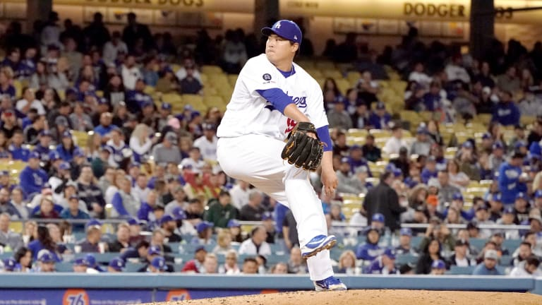 How Dodgers' Lefthander Hyun-Jin Ryu Became One of Baseball's Best Pitchers