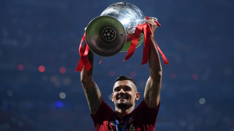 Dejan Lovren Eyed by Roma With Liverpool Star's Agent Flying to Italy to Discuss Move