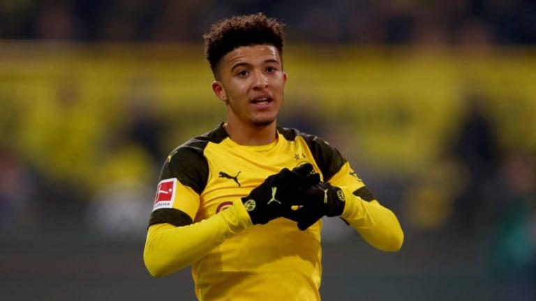 Man City Set to Rival Man Utd in Race to Sign Former Star Jadon Sancho From Borussia Dortmund