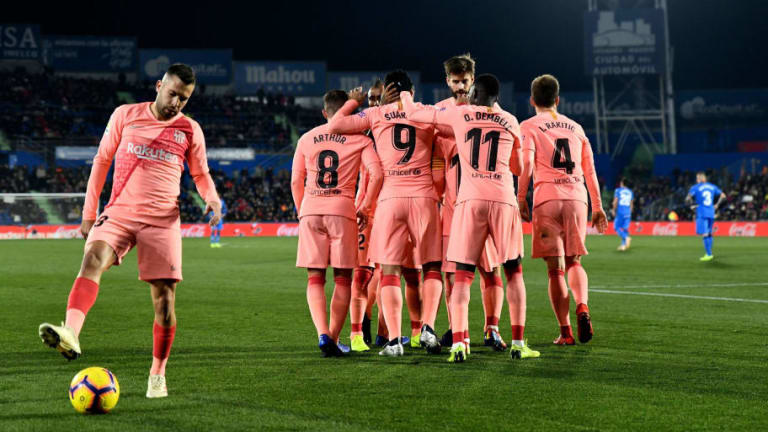 Barcelona vs Eibar Preview: Where to Watch, Kick Off Time, Live Stream and Team News
