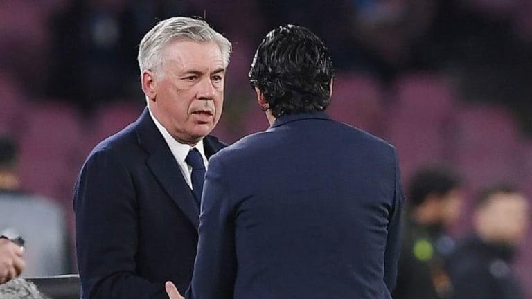 Carlo Ancelotti Insists Arsenal Do Not Play 'Fantastic Football' After Europa League Defeat