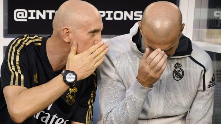 Los cinco errores que ha cometido el Real Madrid esta pretemporada