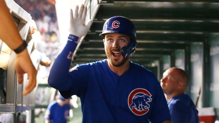Traina Thoughts: Kris Bryant May Have Just Given Us the MLB GIF of the Year