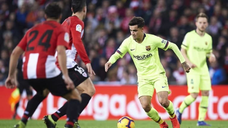 Lo bueno, lo malo y lo feo del Athletic Club-FC Barcelona (0-0)