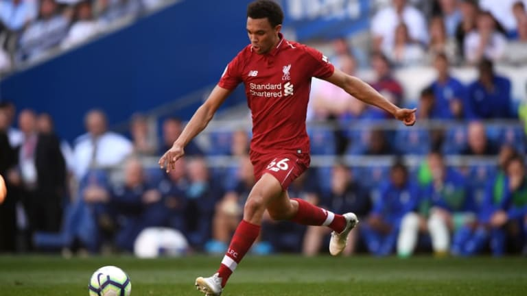 Trent Alexander-Arnold Set to Make Champions League Final History for Liverpool